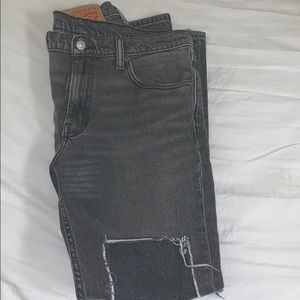 Levi's Strauss & Company original riveted 511!